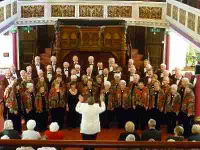Into the Rhythm of Life with the Barnstaple Ladies Choir